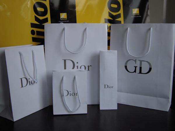 包装 包装设计 购物纸袋 纸袋 600_450